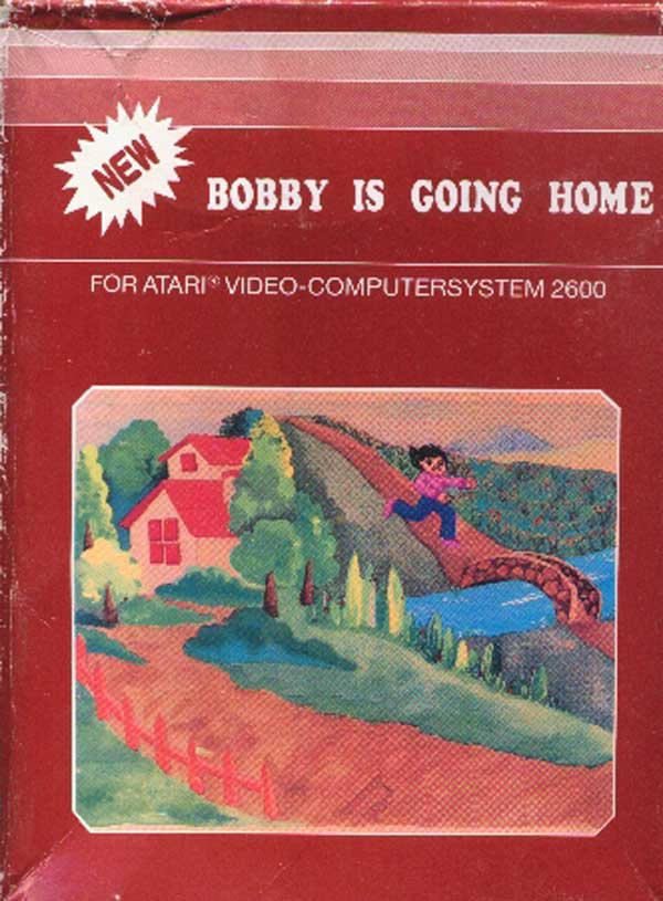 Bobby is Going Home - Box Front