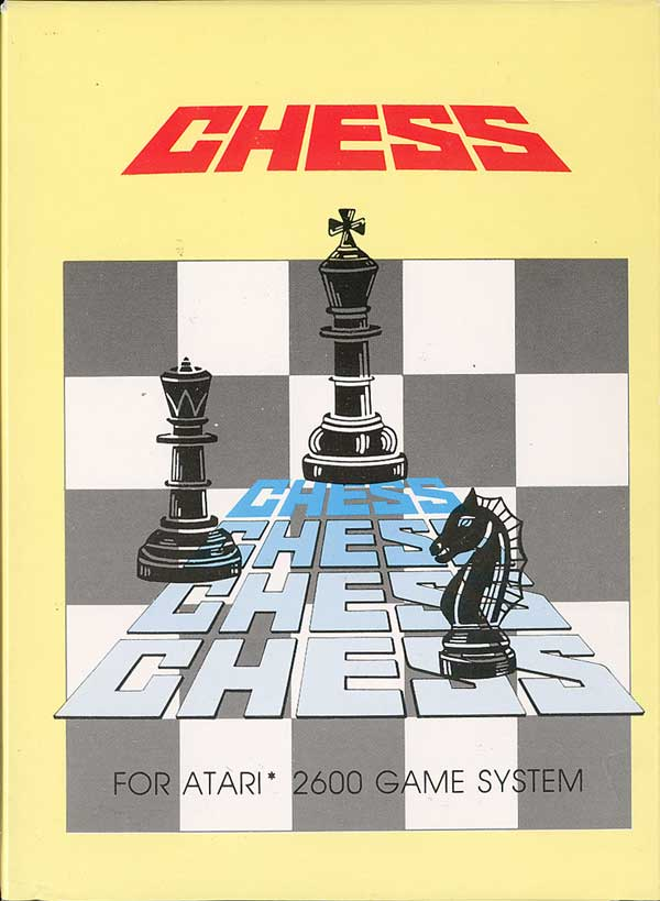 Chess - Box Front