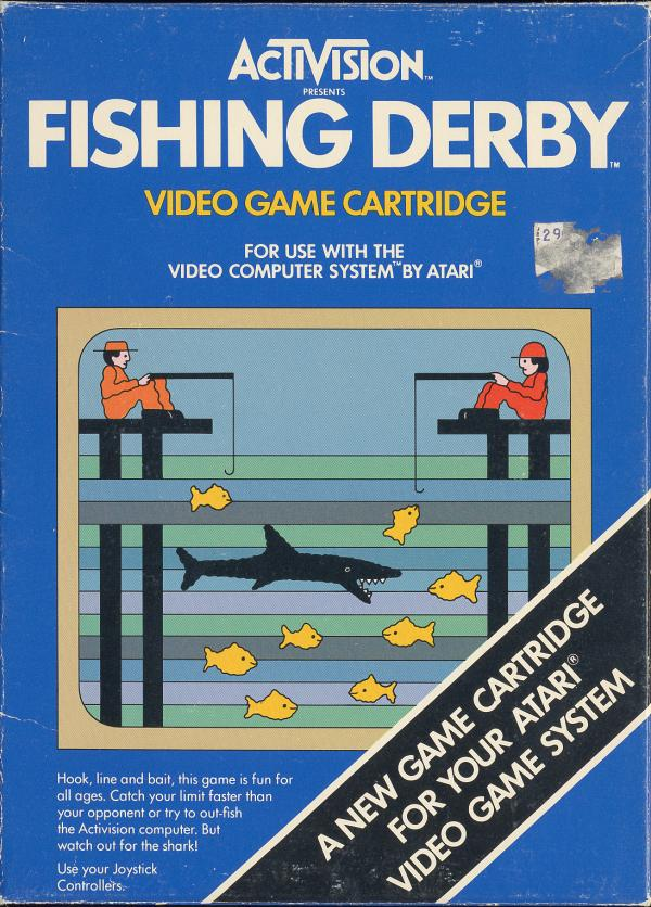 Fishing Derby - Box Front