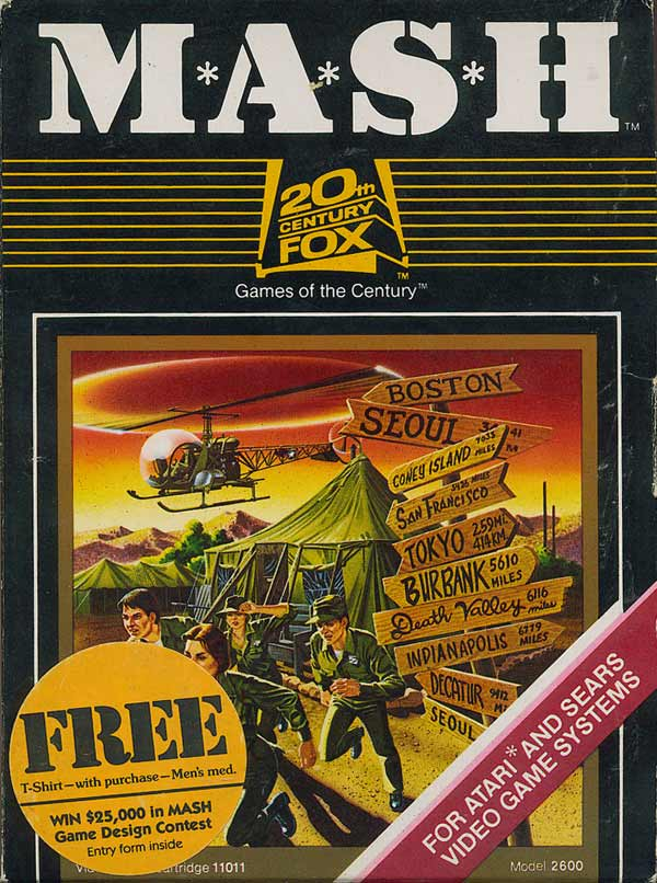 M*A*S*H - Box Front