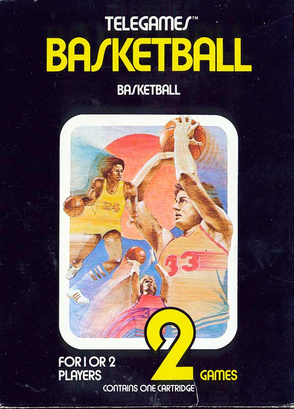 Basketball - Box Front