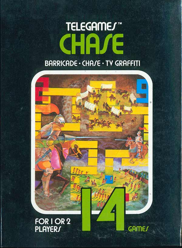 Chase - Box Front