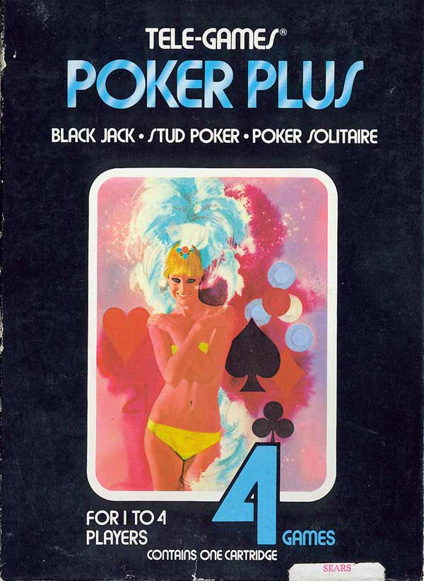 Poker Plus - Box Front