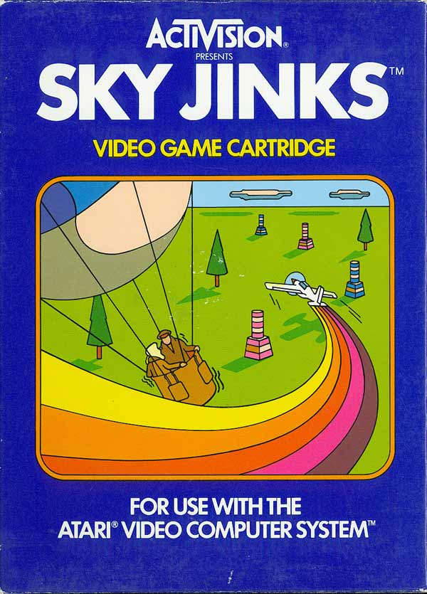 Sky Jinks - Box Front