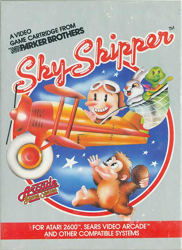 Sky Skipper - Box Front