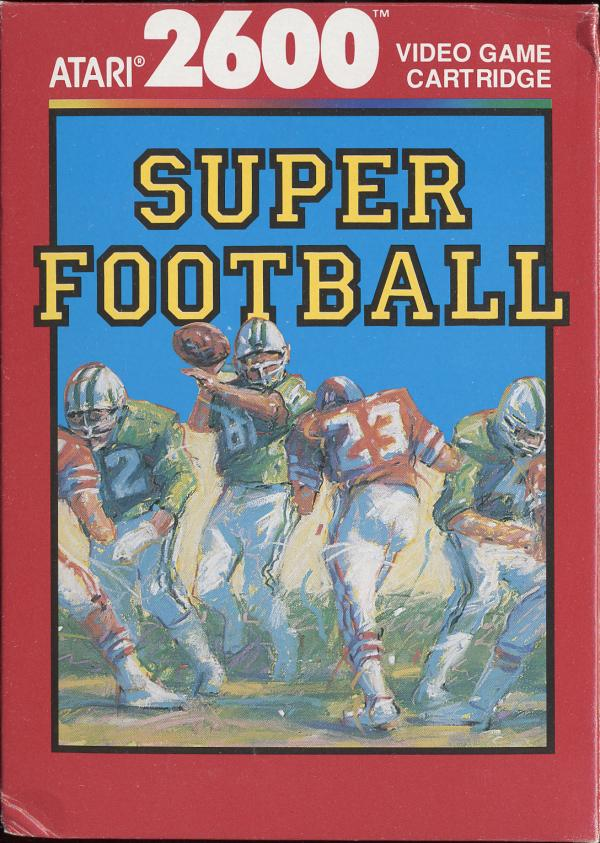 Super Football - Box Front
