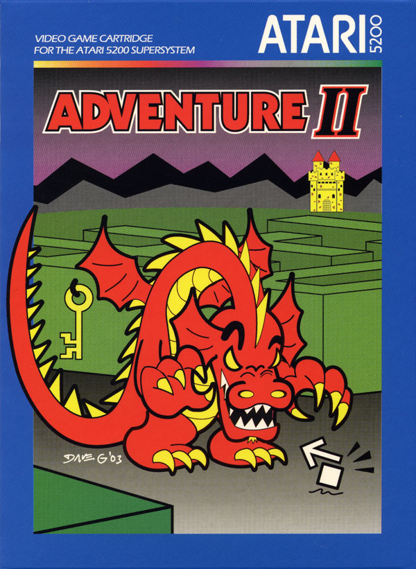 Adventure II - Box Front