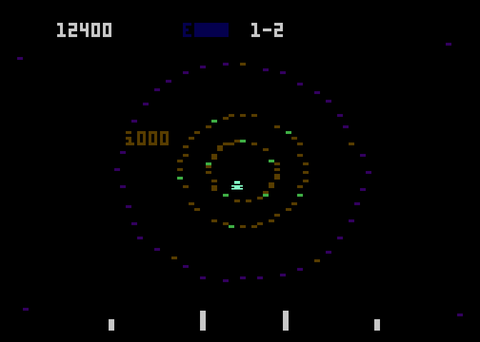 Blaster - Screenshot