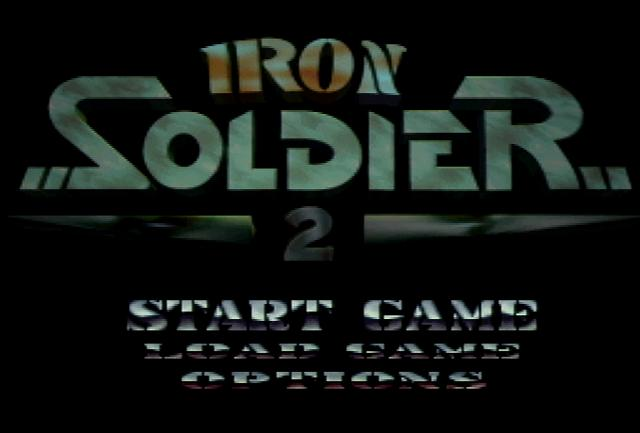 Iron Soldier II - Screenshot