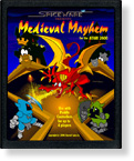 Medieval Mayhem Label Contest