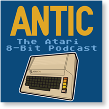 Antic Podcast, Episode 12 Now Availble