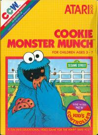 Cookie Monster Munch - Box