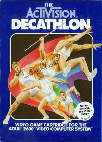 Activision Decathlon, The - Box