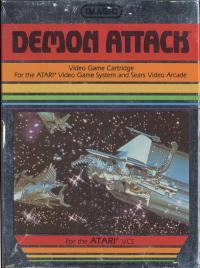 Demon Attack - Box