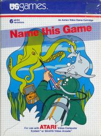 Name This Game - Box