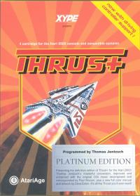 Thrust+ Platinum - Box