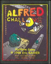 Alfred Challenge - Cartridge