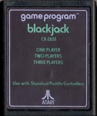 Blackjack - Cartridge