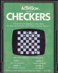 Checkers - Cartridge