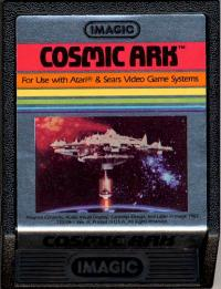 Cosmic Ark - Cartridge