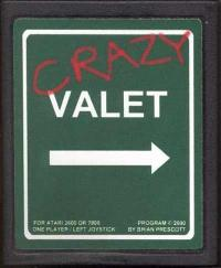 Crazy Valet - Cartridge