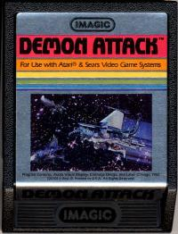 Demon Attack - Cartridge