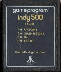 Indy 500 - Cartridge