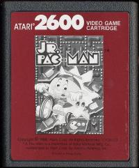 Jr. Pac-Man - Cartridge