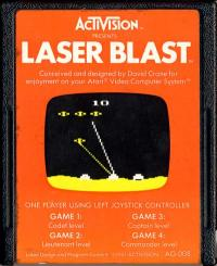 Laser Blast - Cartridge