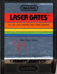 Laser Gates - Cartridge