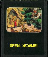 Open, Sesame! - Cartridge