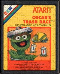 Oscar's Trash Race - Cartridge