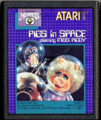 Pigs in Space - Cartridge
