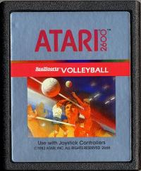 RealSports Volleyball - Cartridge