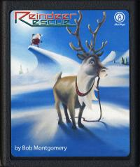 Reindeer Rescue - Cartridge