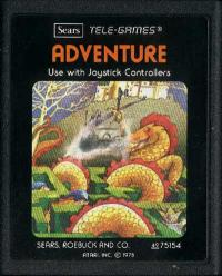 Adventure - Cartridge