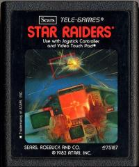 Star Raiders - Cartridge