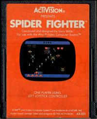 Spider Fighter - Cartridge