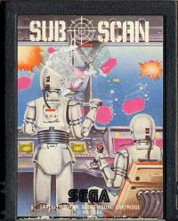 Sub Scan - Cartridge