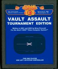 Vault Assault PhillyClassic3 - Cartridge