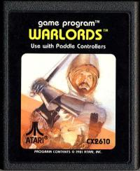 Warlords - Cartridge