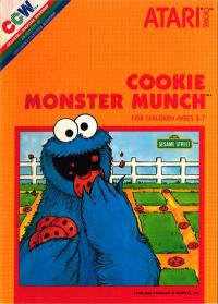 Cookie Monster Munch - Manual