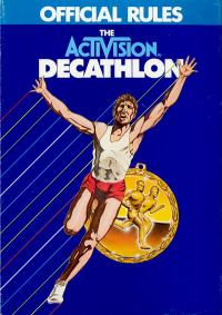Activision Decathlon, The - Manual