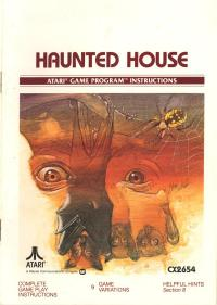 Haunted House - Manual
