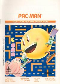 Pac-Man - Manual