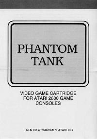 Phantom-Panzer - Manual