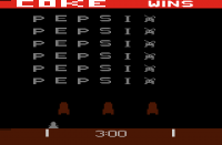 Pepsi Invaders - Screenshot
