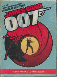 James Bond 007 - Box