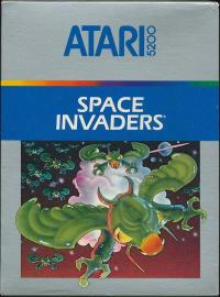 Space Invaders - Box