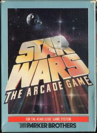Star Wars: The Arcade Game - Box